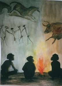 Origins 3 , watercolor